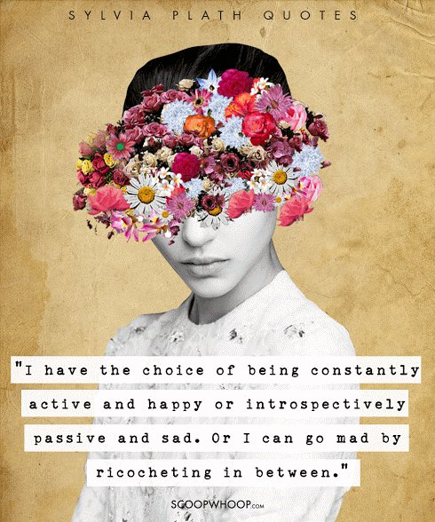 25 Quotes By Sylvia Plath About Life Amp Freedom That Ll