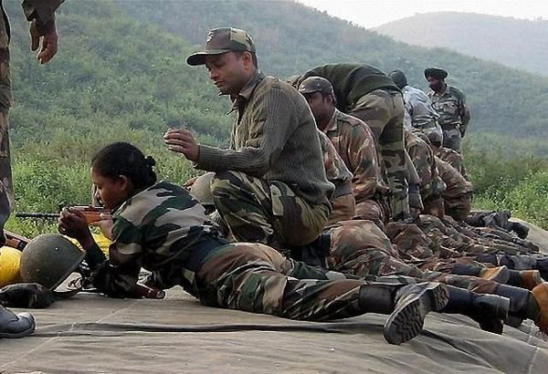 The Life & Death Of Indian Army's 1st Female Jawan Is One Of