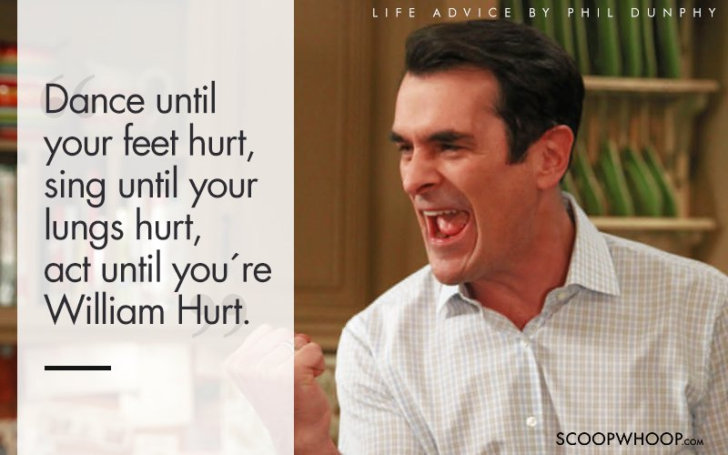 Phil Dunphy Quotes - Quotes Heart