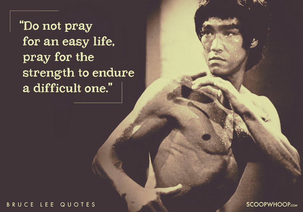 15 Quotes By Bruce Lee That Prove He Could Kick Ass Both Physically