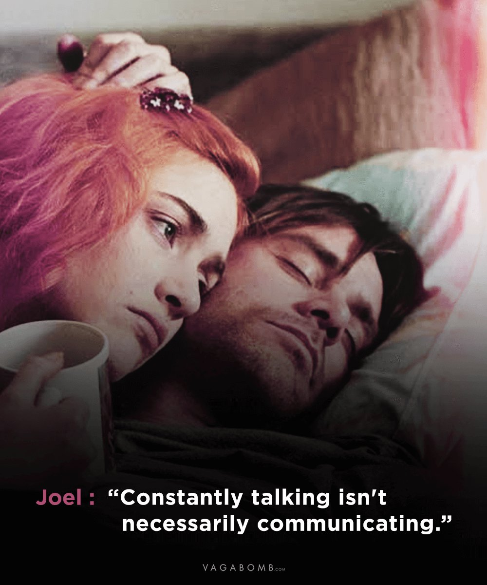 10 Quotes from Eternal Sunshine of the Spotless Mind That ... Impending Definition