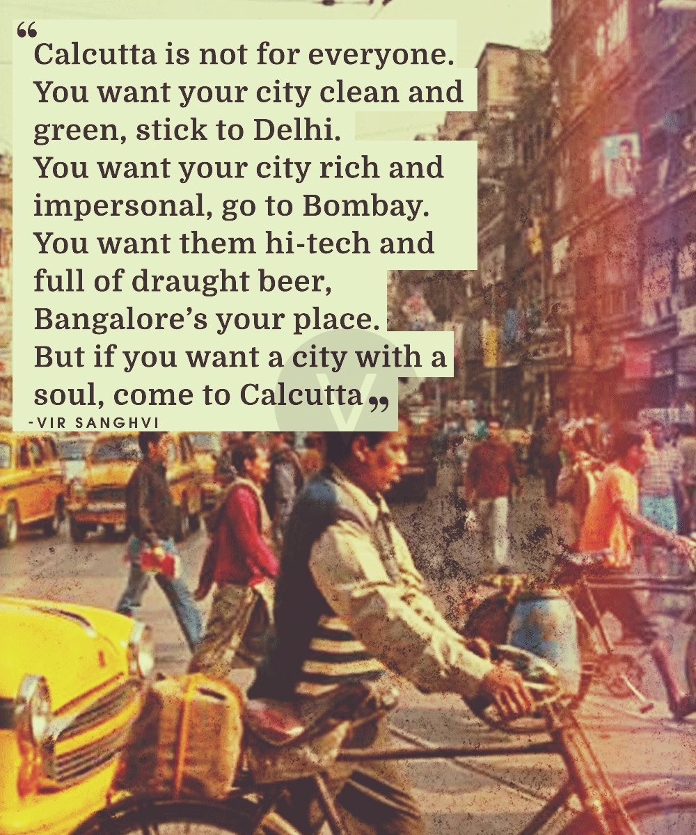 Short Sweet I Love You Quotes: Kolkata Is Not A City, But An Emotion: 10 Quotes About The