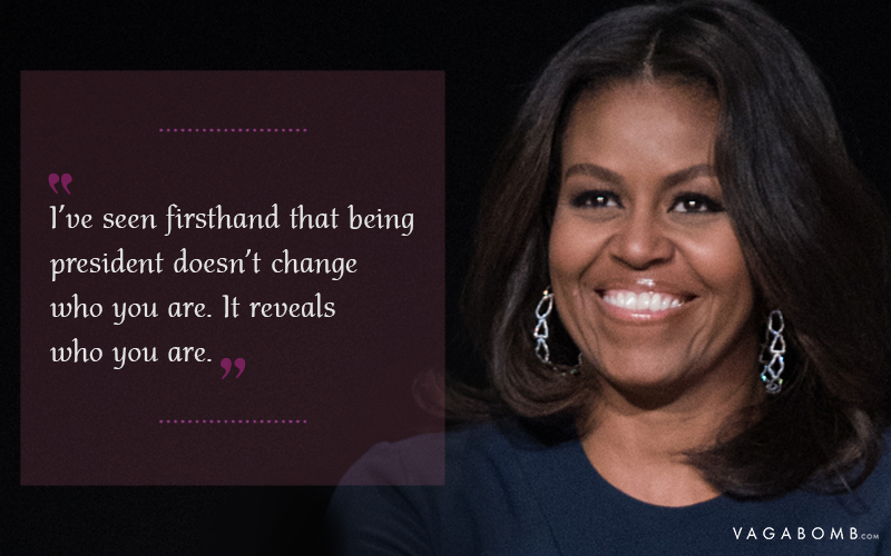 Quotes by Michelle Obama that pay a fitting tribute to her powerful persona  - Random - OneHallyu
