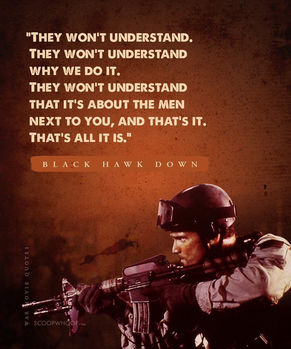 Quotes About War 17 Heroic Quotes From War Movies That Are Inspiring Af