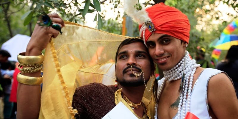 Meet Urvi Shah, A Straight Indian Woman Who Arranges Gay Marriages