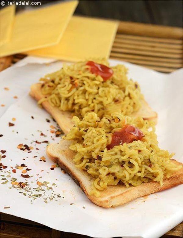 10 lip smacking maggi recipes you should try out now that maggis back source tarla dalal forumfinder Gallery
