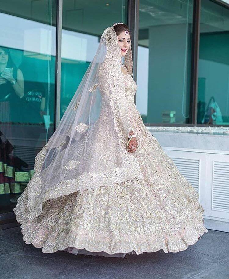 160c72f7624 20 Beautiful Wedding Lehengas That Will Make You Ditch The Usual Red