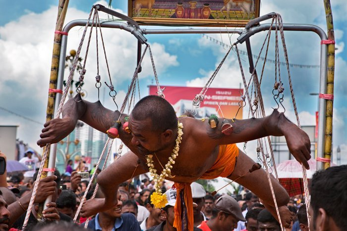 10 Brutal And Bizarre Religious Practices From Around The