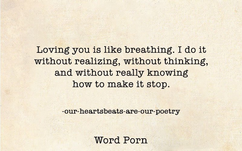 Love poems break up about