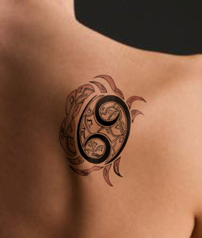 100 Beautiful Tattoos Inspired By Zodiac Signs Thatll Make You