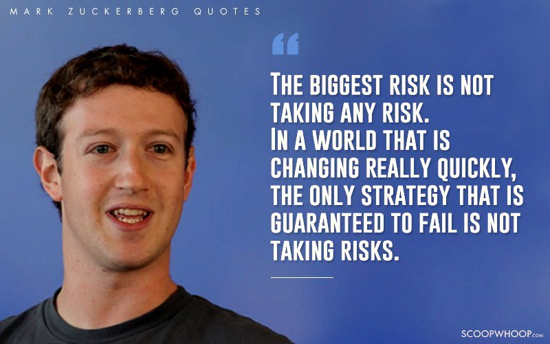 15 quotes on success by mark zuckerberg that explain why