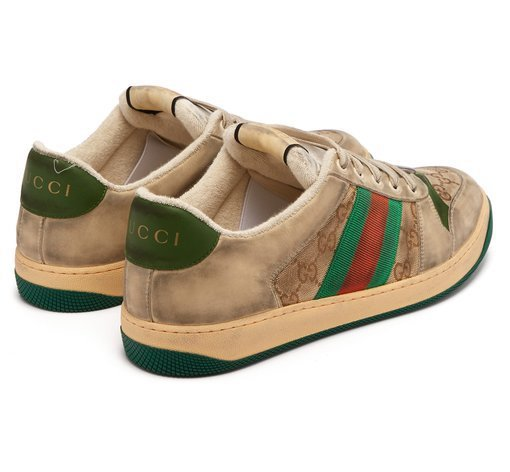 06a86fa289c Gucci Is Apparently Selling  Dirty Shoes  For A Whopping ₹62k. WTAF