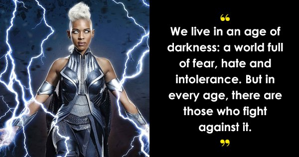 In Today's Hate-Filled World, These X-Men Quotes Are More Relevant Than Ever