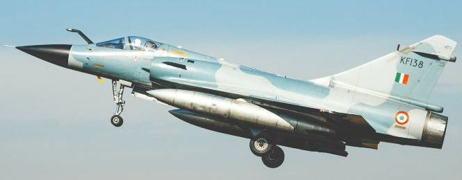 Here's Everything You Need To Know About The Mirage 2000