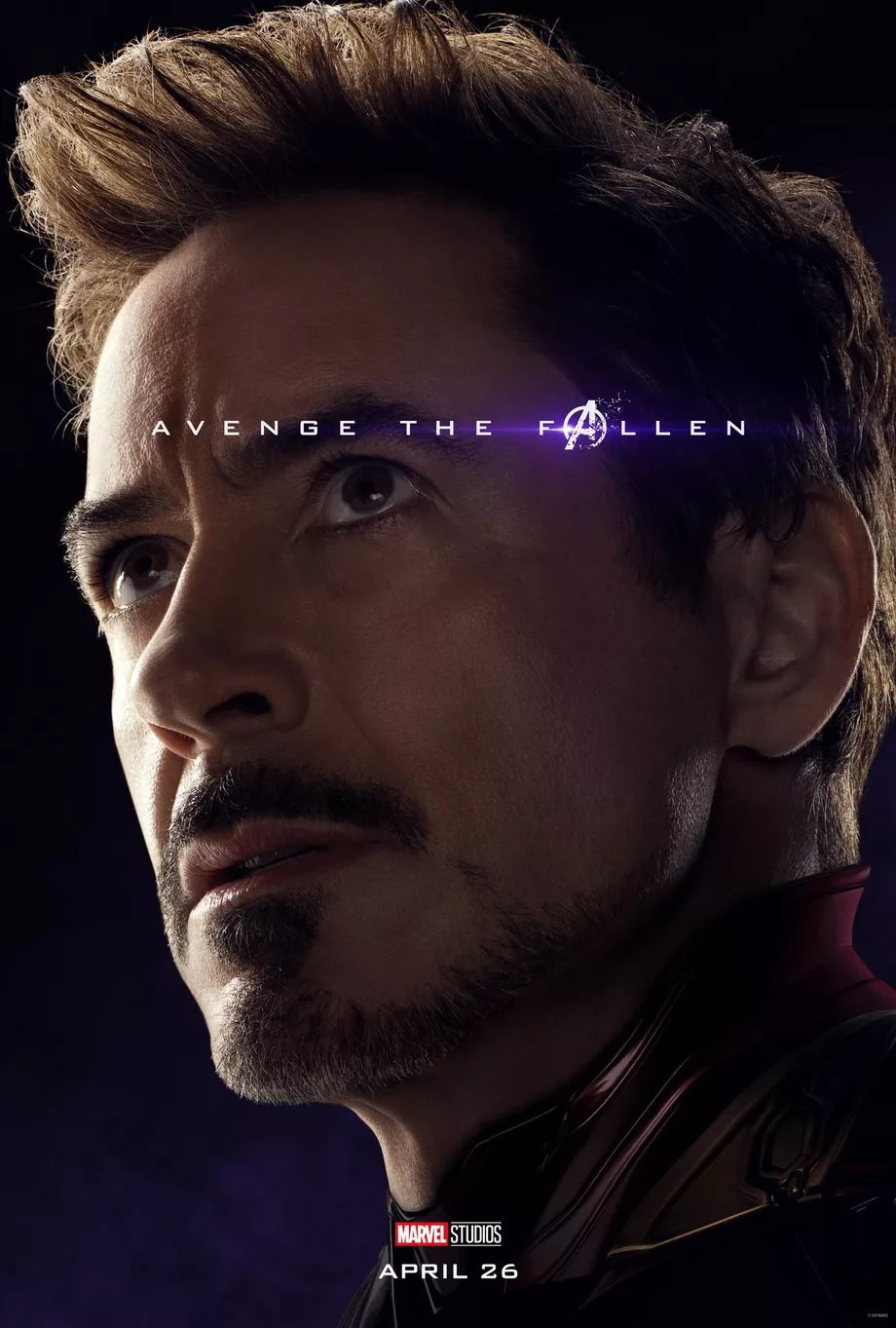 Marvel S Character Posters For Avengers Endgame Confirms Who Didn T