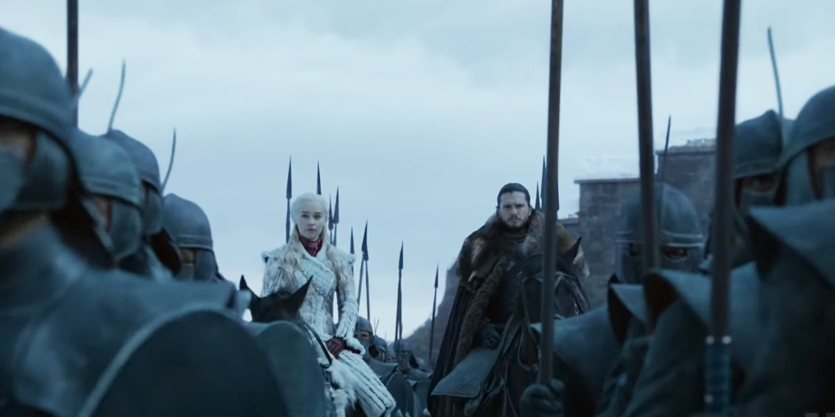 12 Easter Eggs & Throwbacks From The First Episode Of 'GoT' Season 8