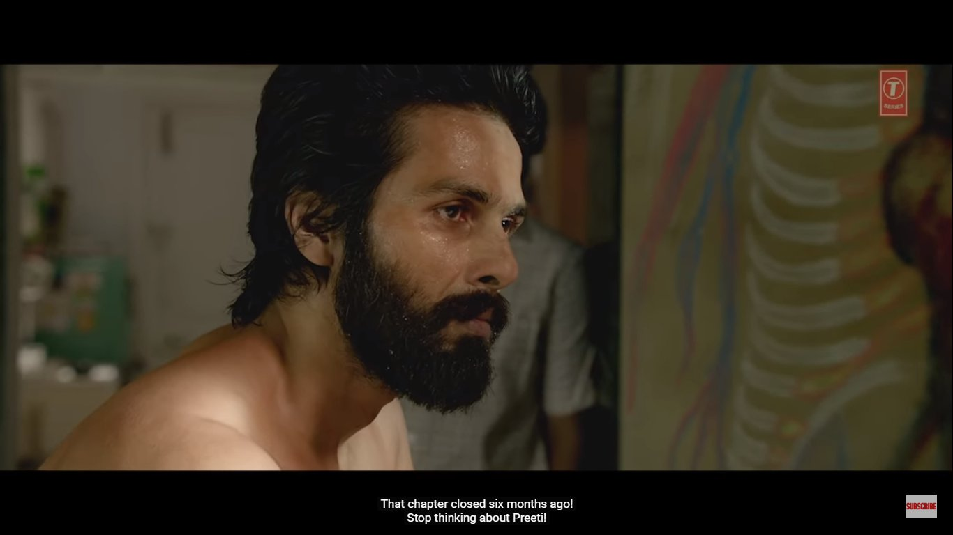 The Kabir Singh Trailer Is So Unromantic I D Rather Watch