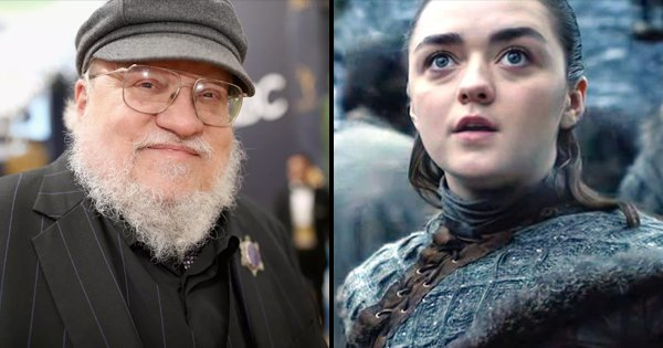 George RR Martin Reveals The GoT Books' Ending Will Differ From The Show. Fans, There's Hope!