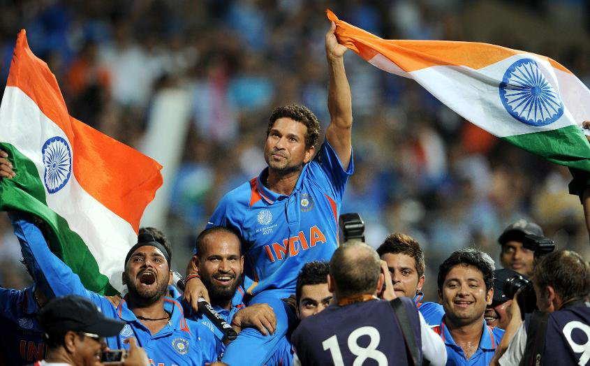35 Of The Most Iconic Images From Cricket World Cup History