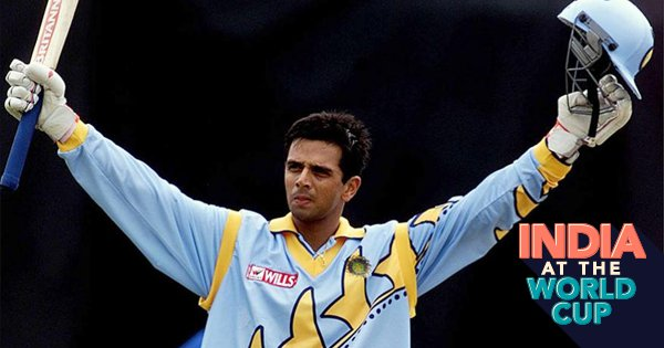 How Rahul Dravid, 'The Wall', Rebuilt Himself To Become The Highest Scorer In The 1999 World Cup