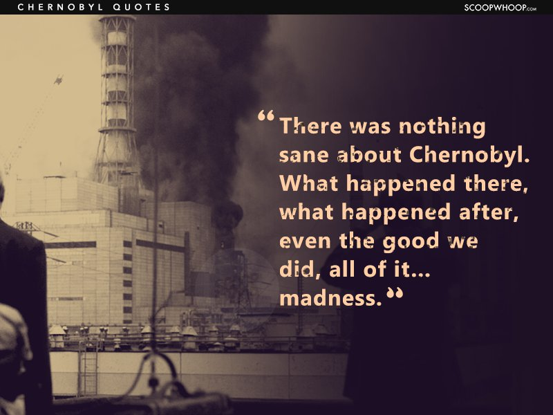 15 Quotes From Chernobyl That Will Leave You Questioning