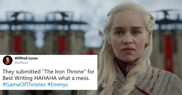 Fans Are Furious That HBO Submitted The Worst Rated Episodes Of GoT For The Emmys