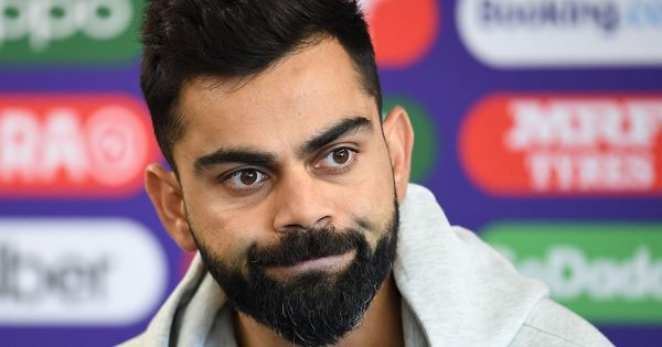Virat Kohli Might've Walked Without Actually Knicking The Ball