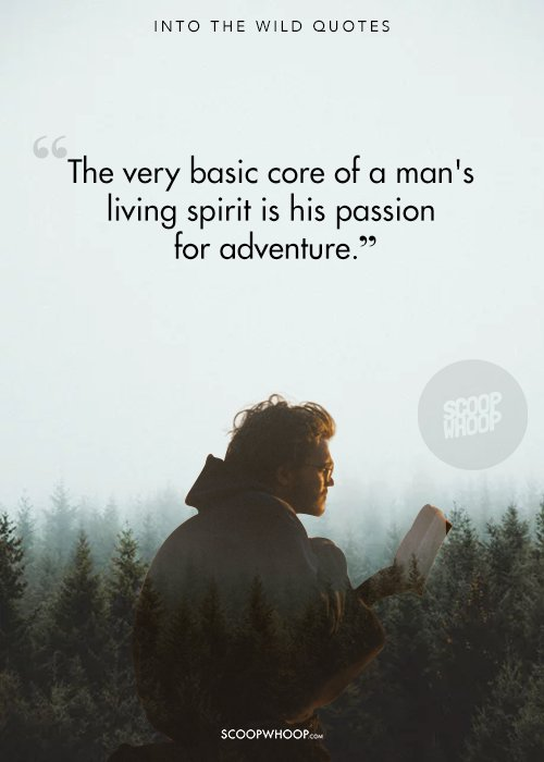 Top 17 Quotes & Sayings About Chris Into The Wild
