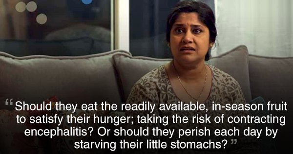 Hunger & Not Lychees Killing Kids In Bihar, Renuka Shahane Questions Govt. In An Eye-Opening Post