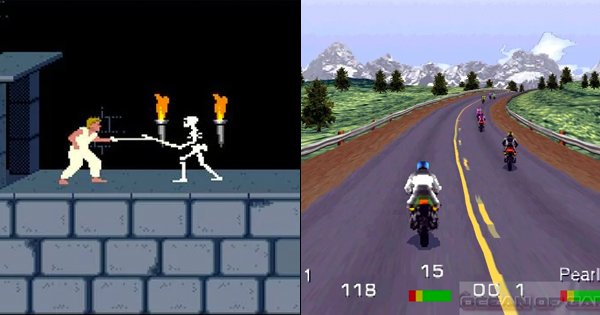 20 Classic Video Games From The Good Old Days That Will Take You Down The Road (Rash) To Nostalgia