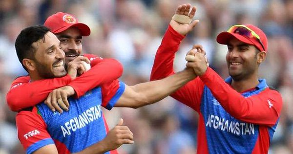 Dear Afghanistan, You Couldn't Win The Match But Congrats On Making Us Go 'Cricket, Bloody Hell'