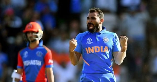Shami Reveals What MS Dhoni Said To Him Before That Match-Winning Hat-Trick