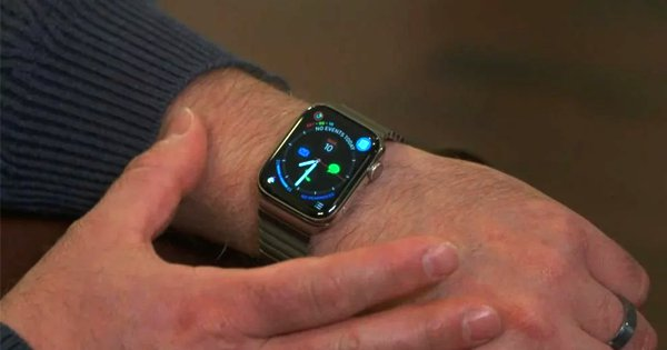 A Doctor Saved A Man's Life, Using His Apple Watch To Detect A Deadly Heart Condition