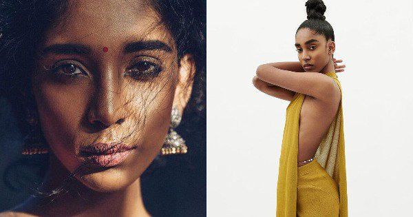 Indian Model Naomi Janumala Is The New Face Of Rihanna's Beauty Brand 'Fenty'