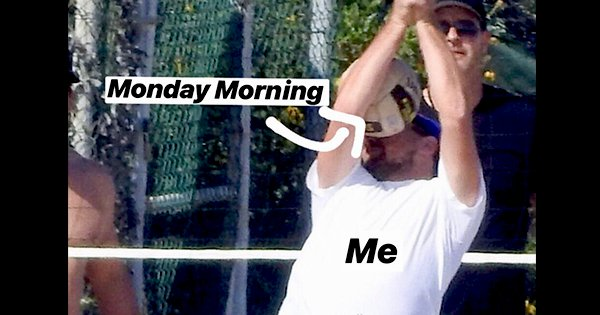 Leonardo DiCaprio Got Hit In The Face With A Volleyball, Sending Twitter Into A Frenzy Of Memes