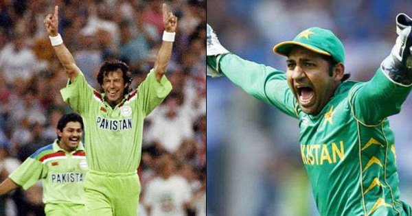 It's Crazy How Similar Pakistan's '92 & 2019 World Cup Campaigns Are. And Kinda Scary TBH