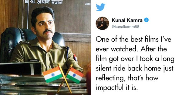 16 Tweets To Read Before Booking Your Tickets For 'Article 15'