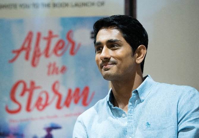 After 'Leila', Siddharth Has Come Back Into Our Lives Stirring ...