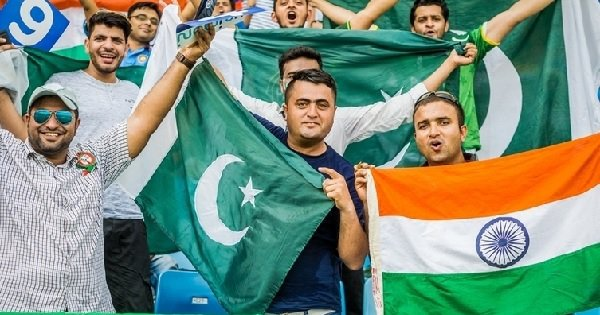 'Jai Hind' Trends In Pakistan Before Ind-Eng Clash & Cricket Has Finally Brought Us Together
