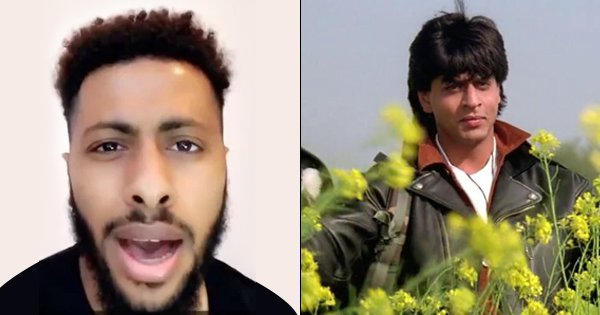This Dutch Guy Singing Shah Rukh Khan Songs Is So Good, We Want To Update Our Playlists Again