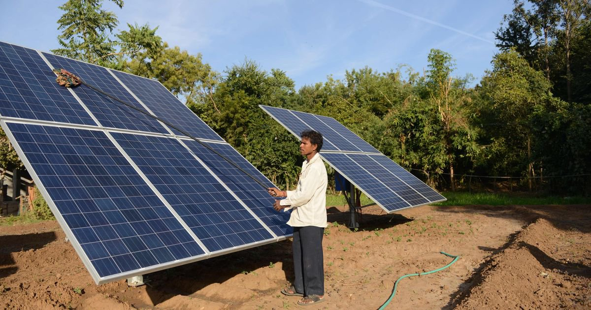 India Produces The Cheapest Solar Power In The World