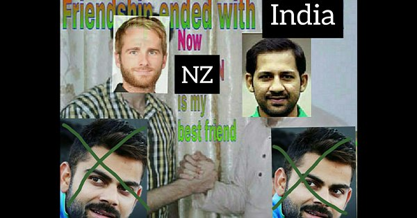 India Might Have Lost To England Yesterday, But It Was Pakistani Twitter That Was Heartbroken