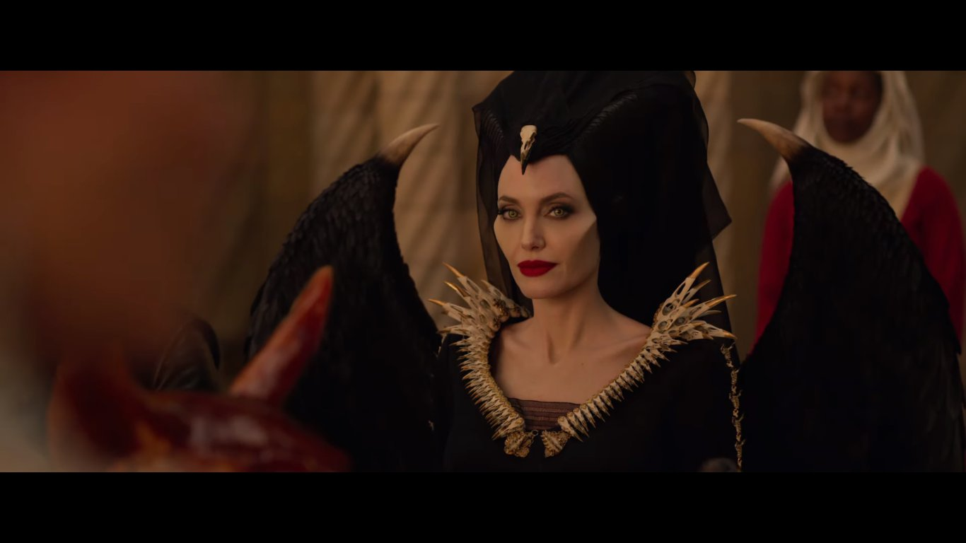 Disney Dropped The Maleficent 2 Trailer Starring Angelina