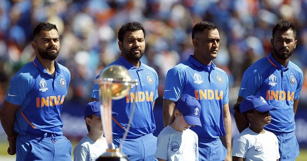 Our WC Dream Is Over But It Was A Beautiful Journey, Team India. We Can't Thank You Enough For It