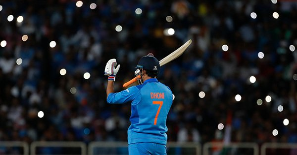 MS Dhoni's Run Out Wasn't Just The End Of India's Hopes. It Felt Like The End Of An Era