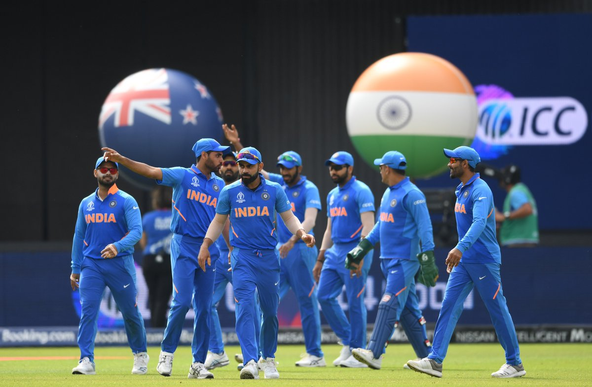 Here Are All The ICC Tournaments Team India Can Try And Win In The