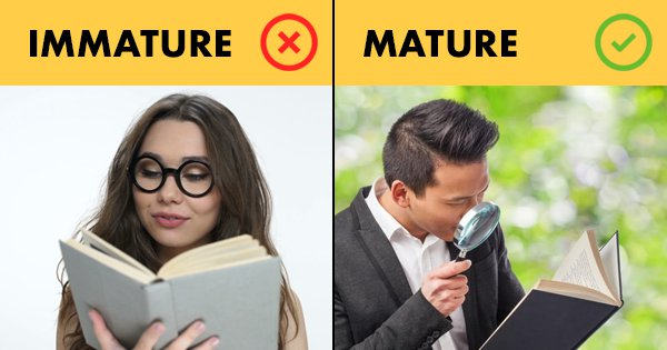 12 Other 'Mature' Things Because I Also Want To Get Famous For Nothing Yaar
