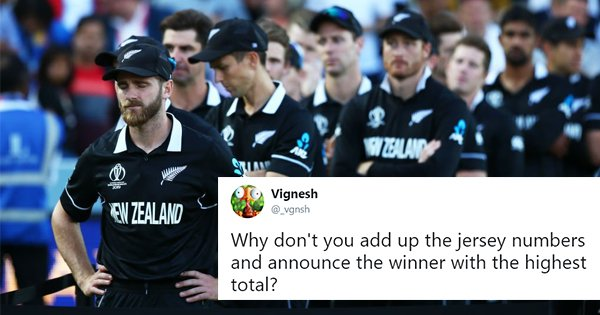 People Are Criticising ICC For The 'Boundary Rule' As England Snatched Victory From NZ In WC Final