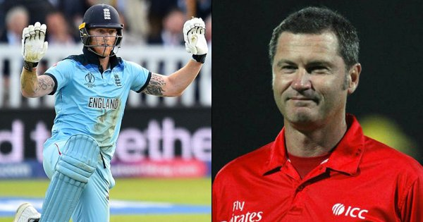 Umpires Made A Mistake By Awarding 6 Overthrow Runs To England, Says Simon Taufel
