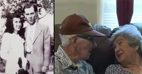 Married For 71 Years, Couple Dies On The Same Day. Some Stories Are Truly Written In Heaven